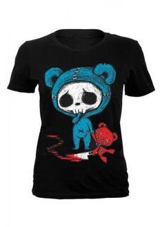 Akumu Ink The Culprit T-Shirt | Attitude Clothing