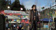 Alice Cooper in Bigfoot movie 2012