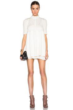Taffy Sleeveless Knit Dress