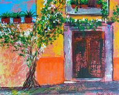 Cristi Fer Art Studio,Mexico: One Painting a Day April 27 2015