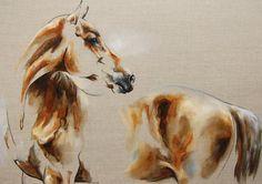 oil on canvas copyright L. PLINGUET www.articia.fr