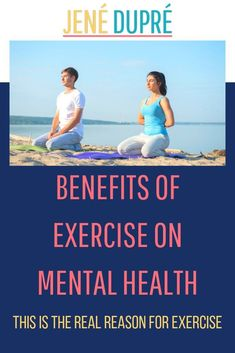 Benefits of Exercise on Mental Health - much simpler than we think and more therapeutic than we believe! Come find out how to squeeze in exercise and reap all the therapy from it! Mental Therapy, True Health, Fun Workouts, Fitness Workouts, Positive Body Image, Health Motivation, Exercise Motivation, Improve Mental Health, Benefits Of Exercise