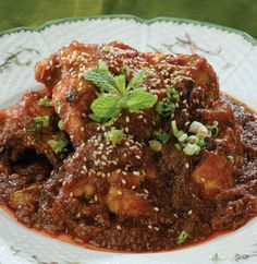 I shall attempt to cook this recipe for ramadhan Chef Recipes, Spicy Recipes, Turkey Recipes, Asian Recipes, Cooking Recipes, Delicious Recipes, Malaysian Cuisine, Malaysian Food, Malaysian Recipes