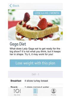 DietPoint (App de dietas)
