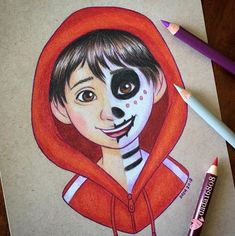 53 Ideas For Disney Art Drawings Sketches Artworks Disney Drawings Sketches, Cute Disney Drawings, Cool Art Drawings, Pencil Art Drawings, Colorful Drawings, Cartoon Drawings, Easy Drawings, Cartoon Art, Drawing Sketches