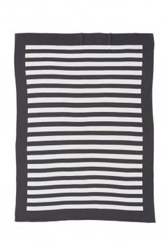 The Cecile Snow White Nine Iron Always in style, this X Large Blanket is generous, soft and wonderfully breathable. Find it here: h Cecile – you and your classic stripe. Find it here: http://kateandkate.com.au/shop/blankets/the-cecile-x-large-blanket-2/