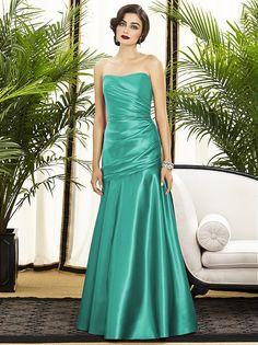 Dessy Collection Style 2876 http://www.dessy.com/dresses/bridesmaid/2876/?color=pantone%20turquoise=1040#.UfMcA7G9KK0