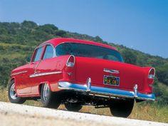 55 Chevy Belair