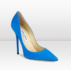 Anouk- Jimmy Choo  A masterpiece of stiletto engineering that takes the Jimmy Choo pump to 120mm in perfect chic proportions.
