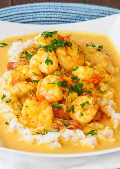 Coconut Shrimp Curry - Jo Cooks