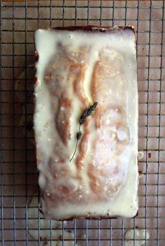 fudge ripple: lemon lavender cake