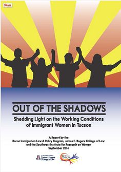 #Tucson Immigrant Task Force report on the working conditions of #migrant #women. #immigration