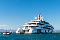 Superyacht of the Week: the sleek 101m I Dynasty | SuperYacht Times