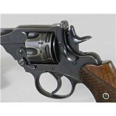 Webley & Scott MK III DA Revolver