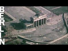 Berliner Mauerstreifen 1961, seltene Luftaufnahmen - YouTube
