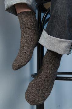 Носочки, а точнее мужские носки