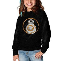 ToddlerKids The Force Bb8 Star War Awaken Long Sleeve Pullover ** You can get more details by clicking on the image.