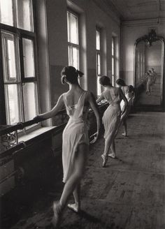 Bolshoi Ballet School, Moscow in 1958