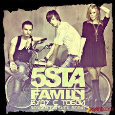 """Премьера видеоклипа """"Буду с тобой"""" группы 5sta Family"""