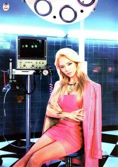 Hyoyeon Girls Generation SNSD Mr Mr