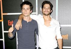 "Teen Wolf's Tyler Posey: Dylan O'Brien And I ""Make Out All The Time"""