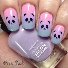 nails for kids cute unicorn ~ nails for kids _ nails for kids cute _ nails for kids easy _ nails for kids cute short _ nails for kids cute and easy _ nails for kids acrylic _ nails for kids gel _ nails for kids cute unicorn Girls Nail Designs, Nail Art Designs Videos, Simple Nail Art Designs, Acrylic Nail Designs, Animal Nail Designs, Animal Nail Art, Unicorn Nails Designs, Unicorn Nail Art, Ongles Or Rose