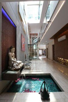 Architect Delhi: Kapil Aggarwal and Nikhil Kant : Spaces Architects