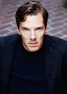 Benedict Cumberbatch== UGLY a ten week old banana peel looks better than this nasty.