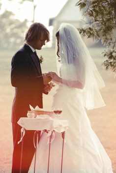 I will take communion with my fiance/ husband at my wedding.