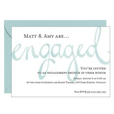 can do the font in watercolor with some hearts - your names perhaps embossed in silver or gold?