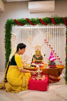 Housewarming Decorations, Diy Diwali Decorations, Wedding Stage Decorations, Backdrop Decorations, Festival Decorations, Valentine Decorations, Flower Decorations, Rangoli Designs Flower, Flower Rangoli