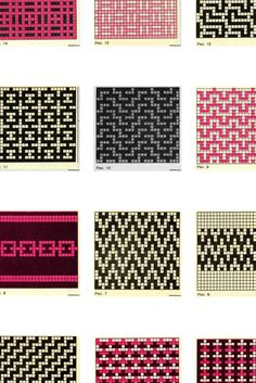Fair Isle Knitting Patterns, Crochet Stitches Patterns, Knitting Charts, Loom Knitting, Knitting Stitches, Stitch Patterns, Tapestry Crochet Patterns, Crochet Doily Rug, Crochet Chart
