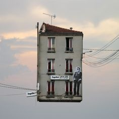 Flying Houses - Gainsbourg