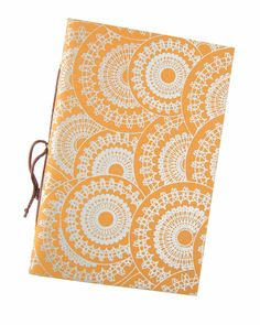 Never let your handbag lack one of these handy paper diaries! Each made from 100% recycled cotton and showing off artistic patterns with whimsical colors, they are a perfect stashed away gift for any occasion – not just eye catching but practical too!