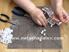 Создание украшений ручной работы от Natasha Dalex. - YouTube