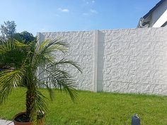 Becker Betonzaun betonzaun düsseldorf a z gartenbau zaun