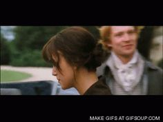 Fitzwilliam Darcy) - Pride & Prejudice directed by Joe Wright Jane Eyre, Jane Austen Books, Movies Showing, Movies And Tv Shows, Pride And Prejudice 2005, Mr Darcy, Romance, Actors, Hopeless Romantic