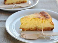 Cheesecake al limone senza glutine