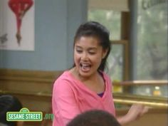 ▶ Sesame Street: T Dance - YouTube