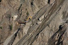 November Slide on CN Mainline...