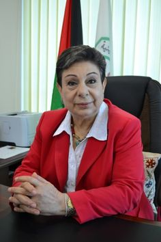 Dr. Ashrawi condemns recent statements by Australian Foreign Minister, Julie Bishop - http://thedailynewsreport.com/2014/01/20/top-stories/world-news/dr-ashrawi-condemns-recent-statements-by-australian-foreign-minister-julie-bishop/