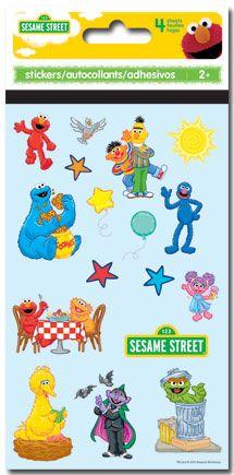 Sesame Street - Gang - Trends International