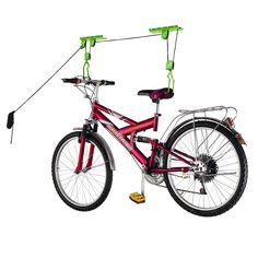 Bike Lane Bike Garage Storage Lift Bike Hoist