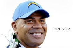 Pro football legend Junior Seau was found dead Wednesday in a potential suicide. Here's how fans, players and reporters reacted on Twitter.