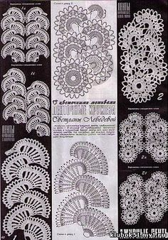 Crochet LACE Pattern