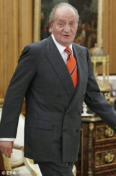 Spain's former king Juan Carlos 'was having an affair for ten years' Princess Sophia, Spanish Royal Family, Royal Queen, Having An Affair, Don Juan, Queen Victoria, Reyes, New Books, King