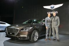 2017 Genesis G80 5 0. 2017 Genesis G80 5 0 has a very aggressive in the auto show that will be conducted diu New York. we saw back in March, but still an int...