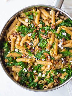 Garlicky Spinach and White Bean Pasta Recipe — Registered Dietitian Columbia SC - Rachael Hartley Nutrition Vegetarian Pasta Recipes, Spinach Recipes, Cooking Recipes, Garlic Spinach, Spinach Pasta, Asparagus, Garlic Oil Recipe, Carb Cycling Diet, Easy Pasta Dishes