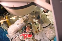 Don't Panic: How Space Emergency Astronaut Training Works