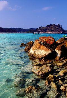 El paraíso marino recluido de Malasia (Pulau Redang)